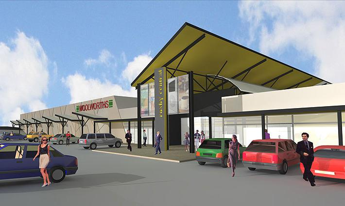 Roxby Downs Shopping Centre / Retail / Projects / Nelson